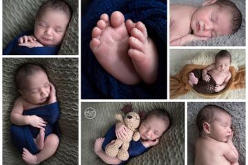 Beautiful Baby Boy {Kelowna In Home Session}