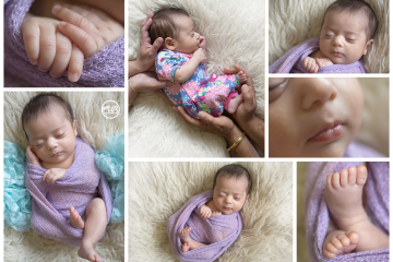 Beautiful Baby Girl {In Home Session}