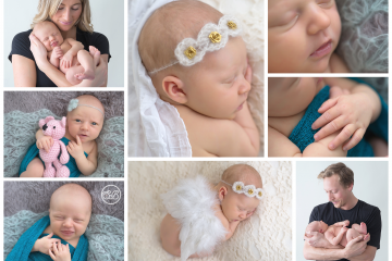 Darling Newborn Session {SBP Studio}