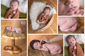 Beautiful Baby Boy {West Kelowna In Home Session}