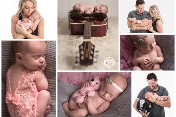 Beautiful Baby Girl Graces SBP Studio