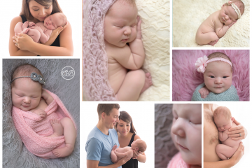 Loved this adorable Newborn Session!