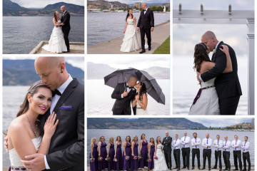 Beautiful Kelowna City Park Summer Wedding