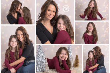 Mom and Daughter Mini Session