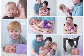 Beautiful Kelowna Family Welcomes Baby Girl in SBP Studio