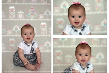 Sweet Baby D's Smile Lit up the Kelowna Natural Light Studio