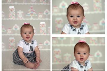 Sweet Baby D's Smile Lit up the Kelowna Natural Light Studio