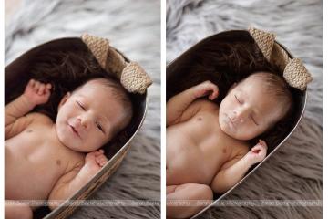 Charming Newborn Baby H Kelowna