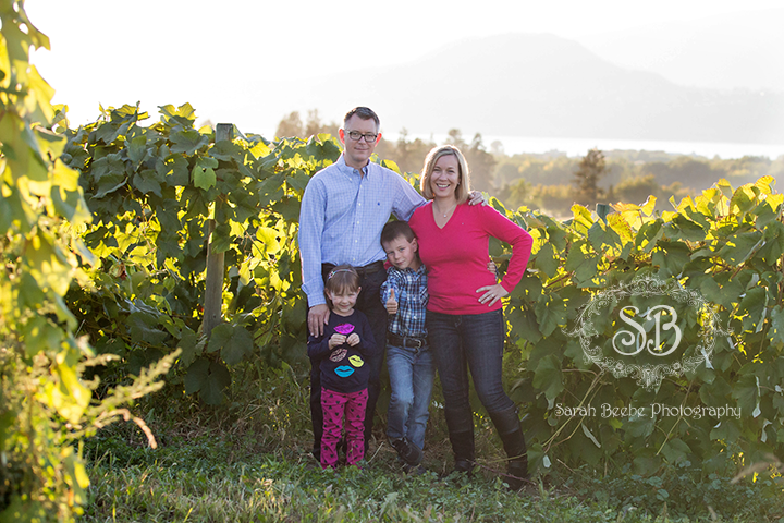 Fun In Kelowna Vineyard For September 2014 Family Session Sarah Beebe Photography